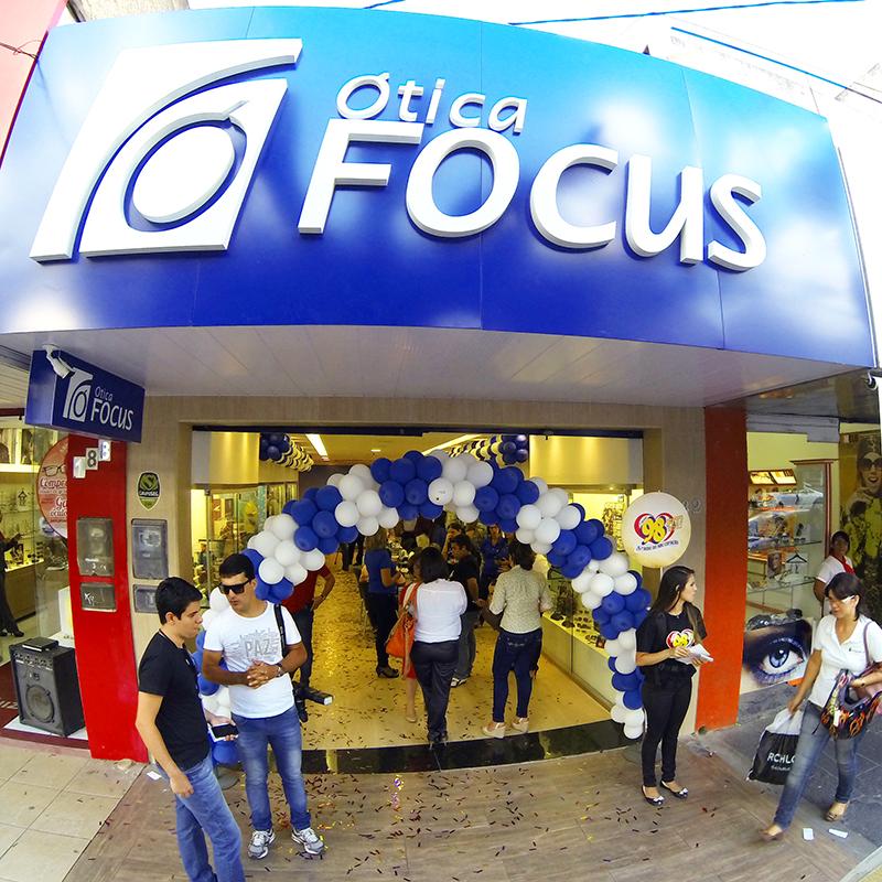 Ótica Focus inaugura com tarde de festa em Caruaru - Portal Thiago Lagos 10dd3feaca