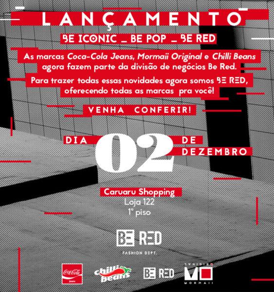 0b92c896ed26d É hoje  loja da Coca-Cola Jeans apresenta novidades - Portal Thiago ...