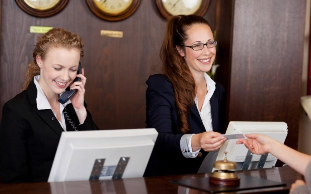 Image result for control desk in hotel